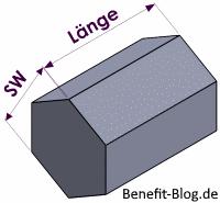 sechskantmaterial